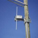 A municipal wireless antenna in Minneapolis